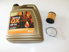 OIL AND OIL FILTER  PEUGEOT EXPERT & BOXER 2.0 & 2.2 HDi DIESEL 2006 ONWARDS
