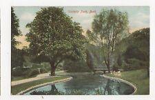 Somerset, Victoria Park Postcard, A813