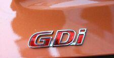 Hyundai Veloster 2011-2014 GENUINE OEM GDI Logo Emblem Rear Trunk 863112V000