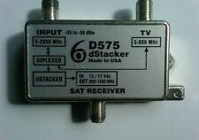 Satellite Dstacker D575