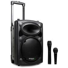 [OCCASION] PRO SONO PA PORTABLE IBIZA PORT10 VHF-N ENCEINTE DJ 25CM USB SD MP3 2