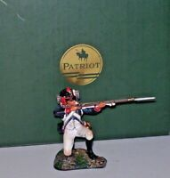 PATRIOT MODELS NA025 NAPOLEONIC FRENCH TIRAILLER YOUNG GUARD FIRING 1/30 SCALE