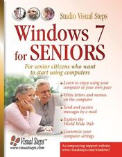 Windows 7 for Seniors: For Senior Citizens Who Want to Start Using Computers (Co