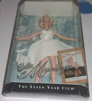 """Matel Barbie as Marilyn Monroe """"The Seven Year Itch"""" Doll"""