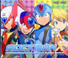 OST-ROCKMAN X ANNIVERSARY COLLECTION-JAPAN CD BONUS TRACK Ltd/Ed F56