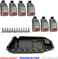 Ölwanne,Automatikgetriebe+7L.ÖL AUTOMATIKGETRIEBE BMW 1 3 5 6 7 X1 X3 X5 X6 Z4