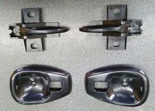 DAIHATSU F20/F50/TAFT/TOYOTA BLIZZARD INTERIOR DOOR HANDLE and CASE SET