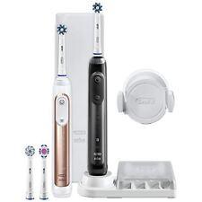 Oral-B Genius 9900 Eléctrico Cepillo de Dientes Recargable,Negro & Oro Color