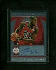 Jarvis Varnado 2013-14 Totally Certified RED SIGNATURES Auto #1/99! 1/1? Heat SP