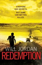 NEW BOOK Redemption by Jordan, Will (2013)