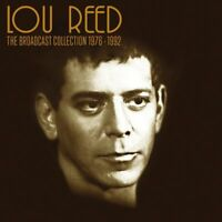 LOU REED - THE BROADCAST COLLECTION 1976-1992  9 CD NEW!