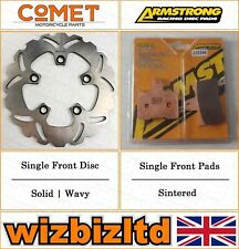 Armstrong and Comet Complete Rear Brake Kit Suzuki GSXR 1000 2004 BK106221