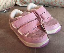 Mothercare Purple Sparkly Trainers Size 4