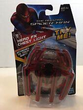 AMAZING SPIDER MAN HERO FX CHEST LIGHT 2011 - HALLOWEEN COSTUME COSPLAY