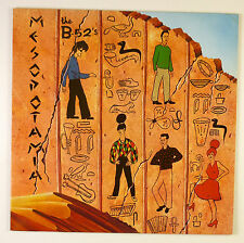 """12"""" LP - The B-52's - Mesopotamia - B1843 - washed & cleaned"""