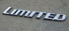 Toyota Limited emblem badge decal logo 4Runner Highlander OEM Factory Genuine