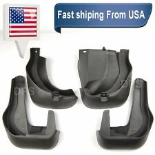 OE Front Rear set 4 Pcs Fender Splash Mud Guards Flaps For 12-16 Honda CRV CR-V