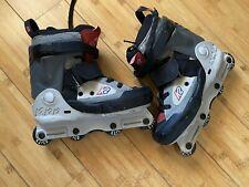K2 125cc AGGRESSIVE INLINE SKATES/ rollerblades - SIZE 8