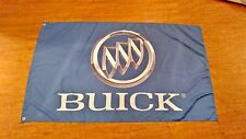 BUICK FLAG BANNER 3X5FT REGAL GRAND NATIONAL GNX GS GARAGE MANCAVE