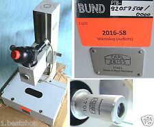 ZEISS Meßmikroskop Technik Industrie Metallurgie Mikroskop Lampe Microscope Tech