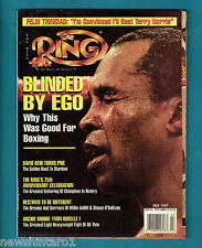 #AA. THE RING BOXING MAGAZINE, JULY 1997, POSTER