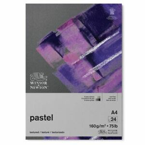 Winsor & Newton Pastel Paper Pad in Grey Colours A4