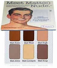 theBalm Matte Eye Shadows