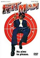 Hit Man - Bernie Casey Pam Grier Blaxploitation Revenge Action movie DVD