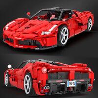 Technic Rennwagen Auto tz x 42056 42083 42065 42110 Blöcke Bausteine MOC 42065