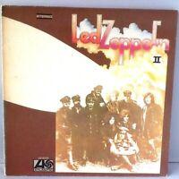 Led Zeppelin II vinyl LP 1973 Atlantic K40037 UK Press USA Sleeve - RARE