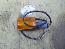 2006 Suzuki DR200SE O.E.M. REAR TURN SIGNAL,NOS,P/N#35603-29EK0, NO PACKAGING.#
