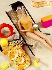 Beach Bag fits Barbie Doll Annie's NEW Crochet Pattern Leaflet