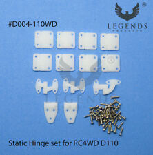 Static Door Hinge set (13pcs) for RC4WD Land Rover D110 Body