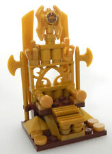NEW LEGO GOLDEN THRONE castle knight gold king queen royal kingdoms iron minifig