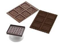 Stampo tagliapasta Silikomart CKC 04 silicone cookie gnam gnam biscotti - Rotex