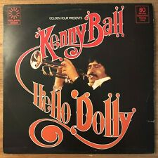 KENNY BALL - HELLO DOLLY - LP