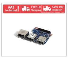 HP Probook 640 645 G1 Lan RJ45 Éthernet Carte SD Lecteur Carte USB 738400-001