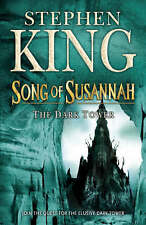 Song of Susannah (The Dark Tower)-ExLibrary