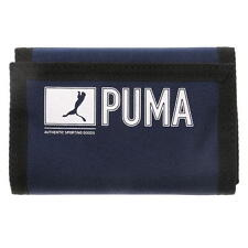 *NEW* PUMA Pioneer Navy Blue Trifold Wallet