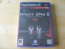 Project Zero II: Crimson Butterfly (Sony PlayStation 2, 2004) - PS2 - NEW/SEALED