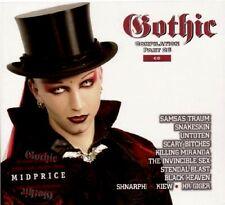 Gothic Compilation 26-CD-Agonoize, Samsas rêve, Stendal Blast,...