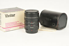 Vivitar Automatic Extension Close Up Tube Set for Olympus OM
