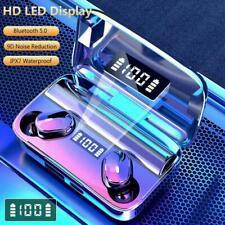 Wireless Bluetooth 5.0 TWS Earphone Headphone Mini Waterproof Headset T8H6
