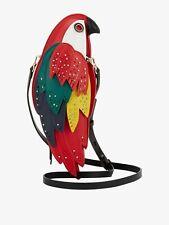 KATE SPADE RIO 3D Parrot Crossbody Bag - Specialty Novelty Item-NWT