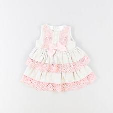 Vestido color Beige marca Dolce Petit 12 Meses  516087