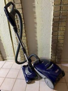 Blue Purple Kenmore 116 27515 Progressive True Hepa Canister Vacuum Cleaner Plum
