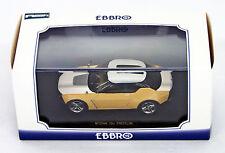 Ebbro 45037 NISSAN IDx Freeflow White / Black 1/43 scale