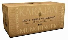 DECCA 64-CD BOXED SET: Vienna Philharmonic - Orchestral Edition - 2014 EU SEALED