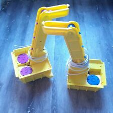 Rokenbok Toys Motorized Ball Conveyor Belt Elevator Set of 2 Lift Chute Hopper