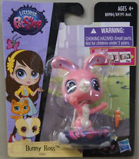 Littlest Pet Shop Get The Pets Single Pack Bunny Ross by Hasbro New